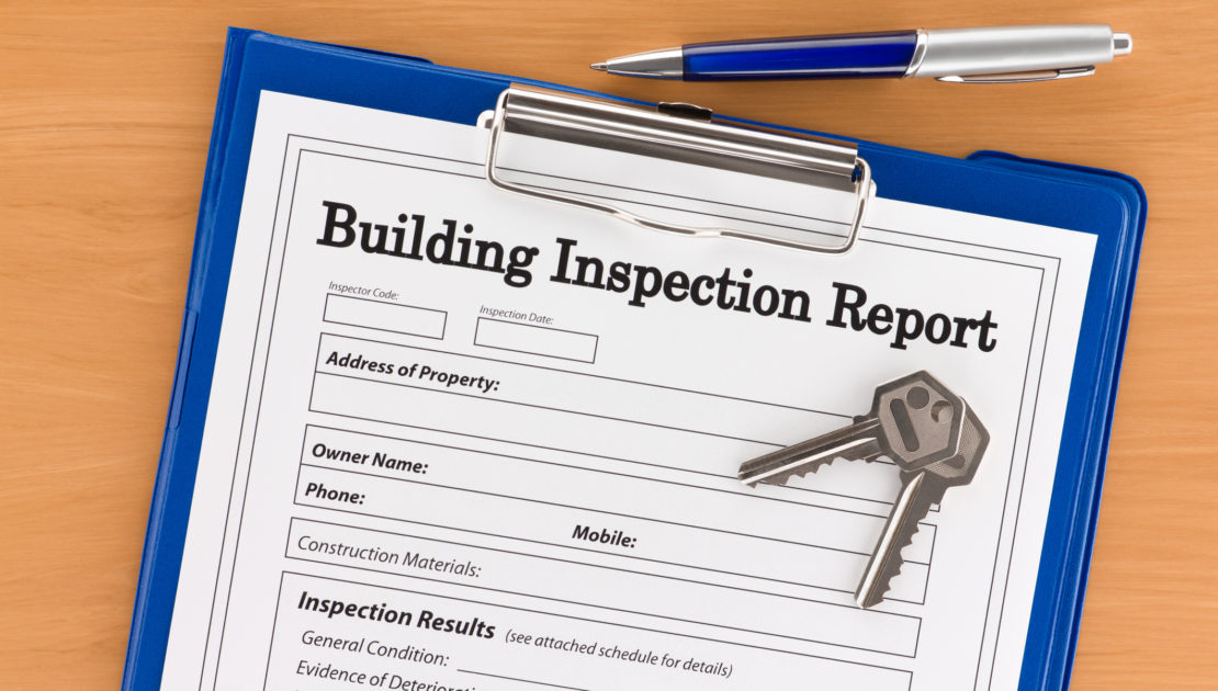Understanding building and pest conditions when buying a house